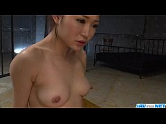 Airi Mizusawa feels extreme with so many dicks ...