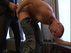 lustful young porn studs jp powers and michael lucas hot anal