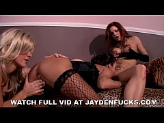 Jayden Lesbian Fun