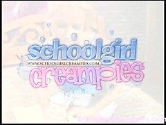 Schoolgirl Creampies - Mia Bangg