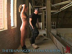 The Training of a Kinky Slut