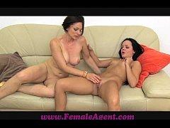FemaleAgent Delicious sex