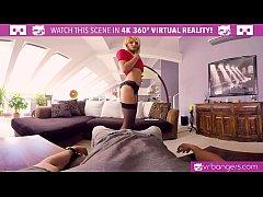 VR PORN-KATY ROSE LADY IN RED – BLONDE GIRL IN ...
