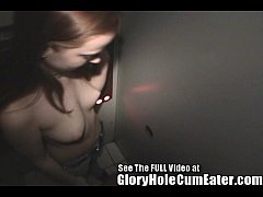 Teen Christine Blowing Total Strangers At A Tam...