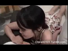 Japanese Cutie Risa Cum in Mouth - More Videos at DailySex.club
