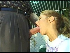 Threesome bisexual porn gif