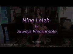 NINA LEIGH IN ALWAYS PLEASURABLE BY APDNUDES.COM
