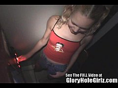 Liv Wylder Living Out Her Glory Hole Fantasy In...