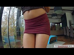 AllInternal Creampie for horny dutch girl Taylo...