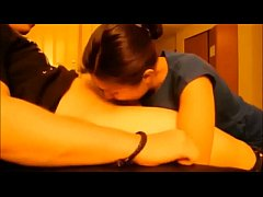 Amateur Japanese Slow Head and Swallowing MyNak...