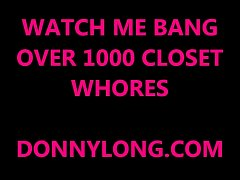 Donny Long makes tight pussy asian not walk rig...