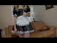 Filthy maid in anal sex video scene 1