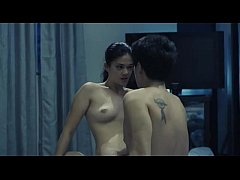 movies scene hot kissing on bed clothing
