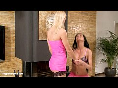 Pretty in Pink - by Sapphic Erotica lesbian sex...