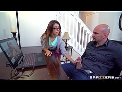 Brazzers - Naughty teen Sally Squirt takes big ...