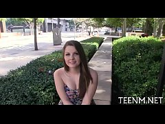 Specie for legal age teenager cali hayes in exc...