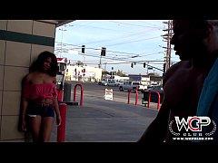 WCPClub Booty babe fucked by a big black bull