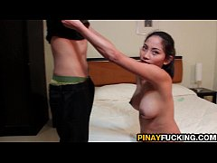 Asian Amateur Missy Fucked After Sucking Cock