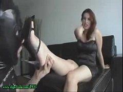 Kimberly foot slave