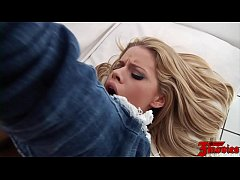 Jessa Rhodes Bleacher Babe In Bluejeans