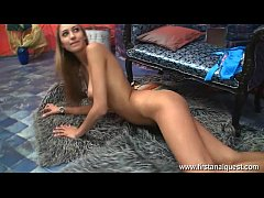 Firstanalquest.com - BUTTFUCKED GIRL WITH LONG LEGS AND BIG TITS LOVES COCK