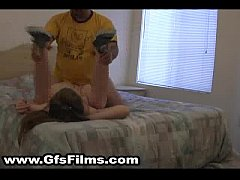 stolen tape of guy rubbing his gfs clit