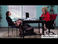 Sex Tape In Office With Round Big Boobs Girl (k...