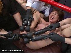 Japanese Bondage Sex - Extreme BDSM Punishment of Asari (Pt. 11)