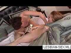 10 Amateur lesbians play rough and come2-More o...