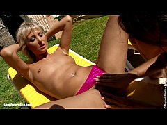 Bronzing Lovers by Sapphic Erotica - lesbian lo...