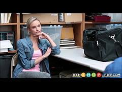 Skinny Teen Emma Hix Caught Shoplifting - TeenS...