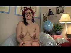 Tattooed Jennsin Toying Her Slit And Arse