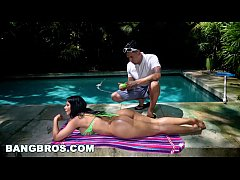 Rose Monroe Returns to BangBros for Anal Sex (a...