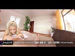 [HOLIVR] Hot Milking Massage  360 VR Porn