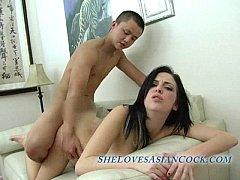 Asian Guy White Girl Stephanie Kane pt2