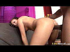 Ivy Winters Gets Her First Big Black Cock