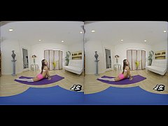 Hot Yoga Girl Rides Your Dick! (VR)
