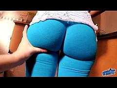 Perfect Ass Maid! Amazing Latina! Big Tits! Bubble Butt! HOT