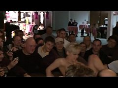 Strip Show Audience Member Invited on Stage