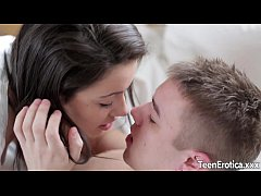 Teen fucked and cream pie