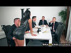 Brazzers - Real Wife Stories -The Dinner Part...