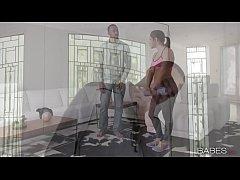 Babes - ATHLETE AT HOME - (Abella Danger)