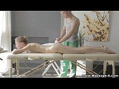 Massage-X - Desire between her legs