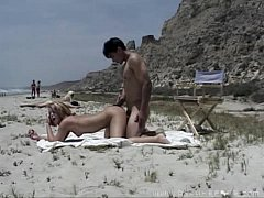 MyPrivateAngels.com couple on the beach