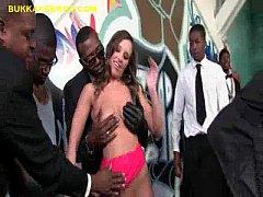 Brunette Deepthroats Black Men Group