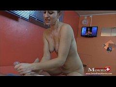 Fiona 19 beim ersten Porno Casting