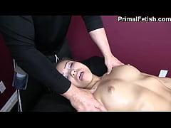 Interracial Erotic Massage w/Wild Orgasms and Fucking