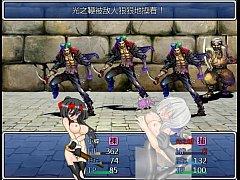 Fuuki Kenshi Asagi Gameplay (excerpts)