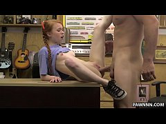 Dolly Little Pawns Her Kayak - XXX Pawn