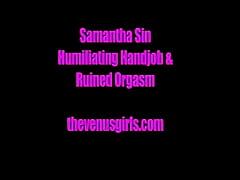 Samantha Tease and Humiliation
